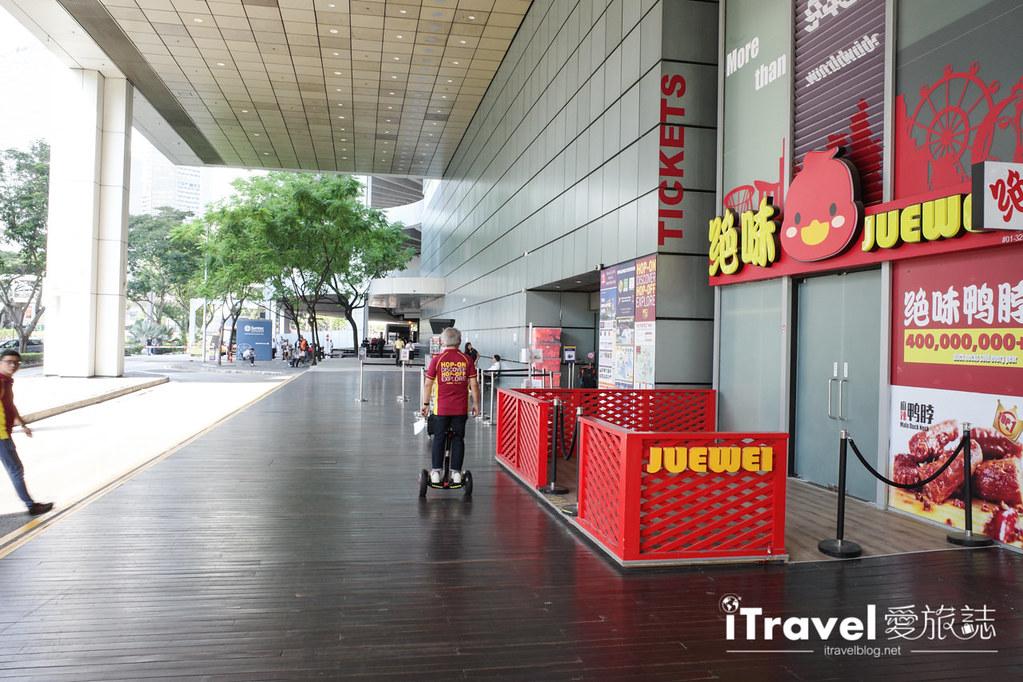 新加坡水陸兩棲鴨子船遊覽 Singapore Duck Tours Bus (4)
