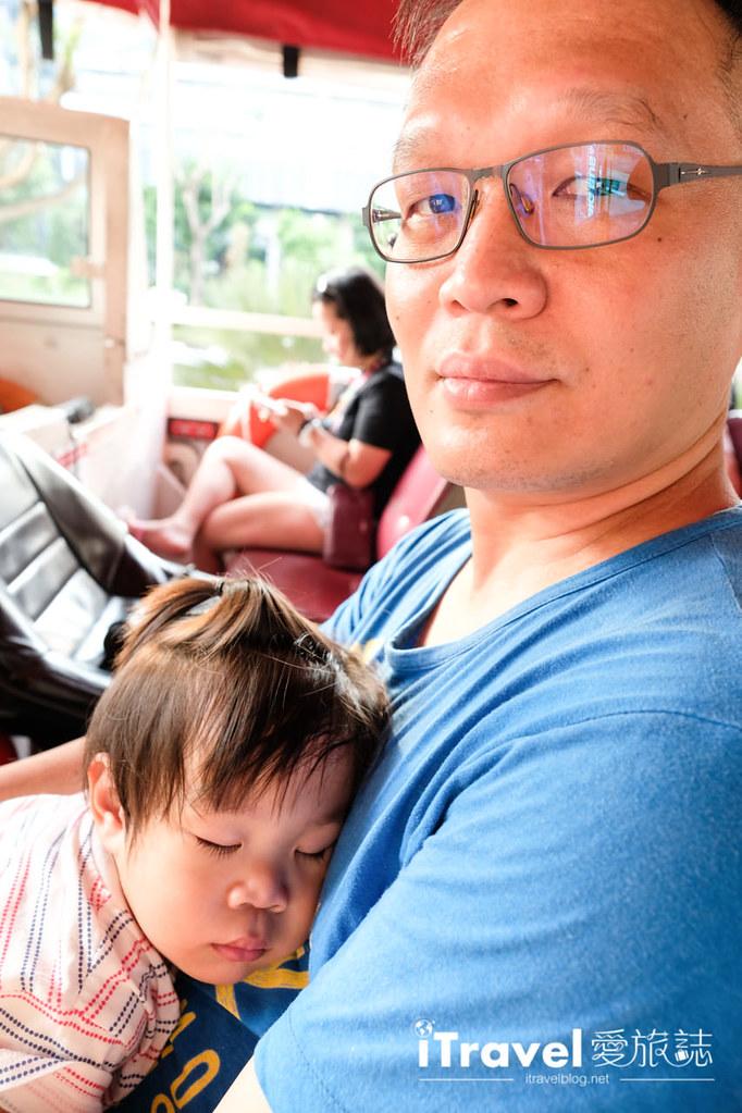 新加坡水陸兩棲鴨子船遊覽 Singapore Duck Tours Bus (9)