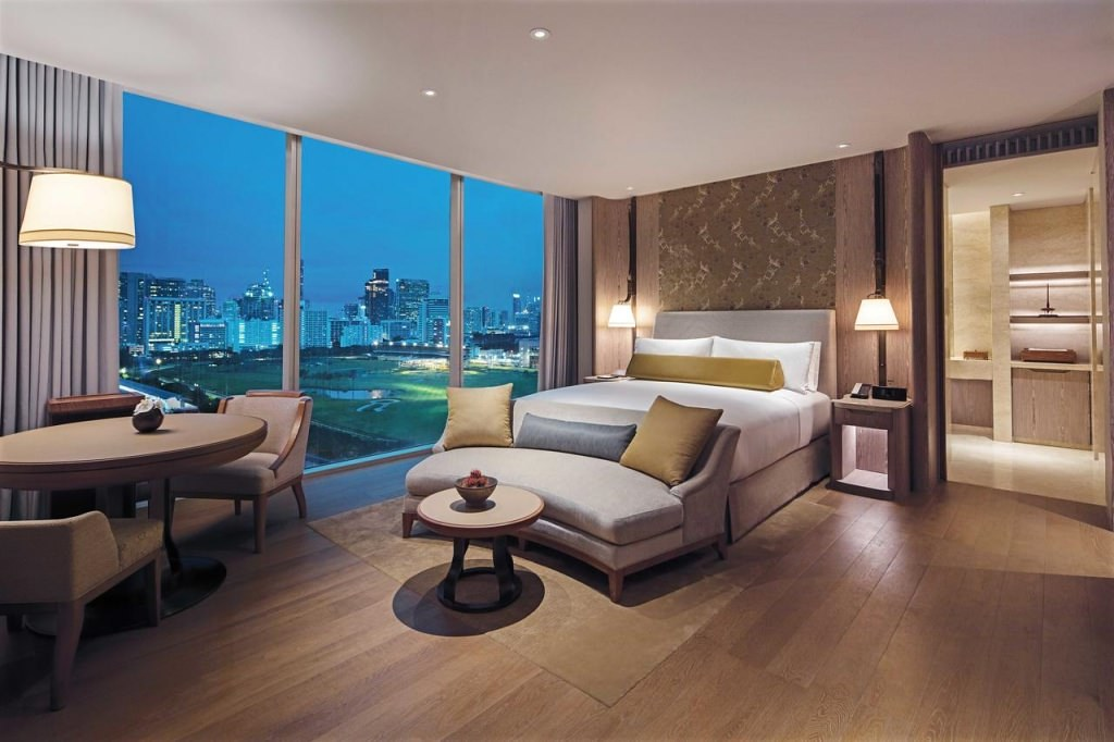 Waldorf Astoria Bangkok 3
