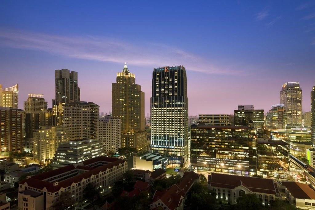 Renaissance Bangkok Ratchaprasong Hotel 1