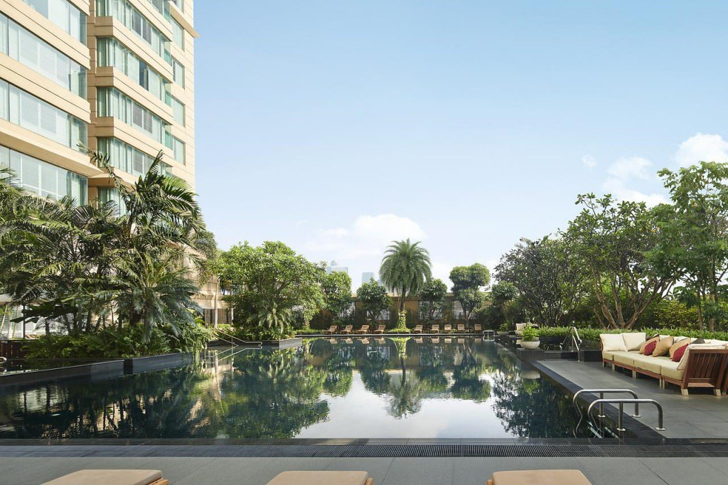 Grande Centre Point Hotel Ratchadamri 5