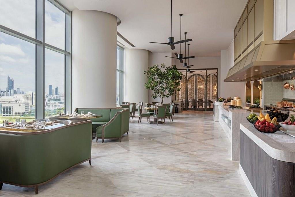 Waldorf Astoria Bangkok 4