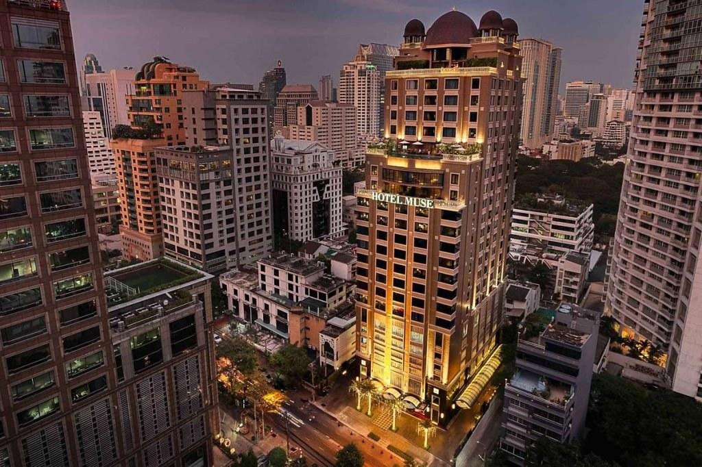 Hotel Muse Bangkok Langsuan - MGallery Collection 1