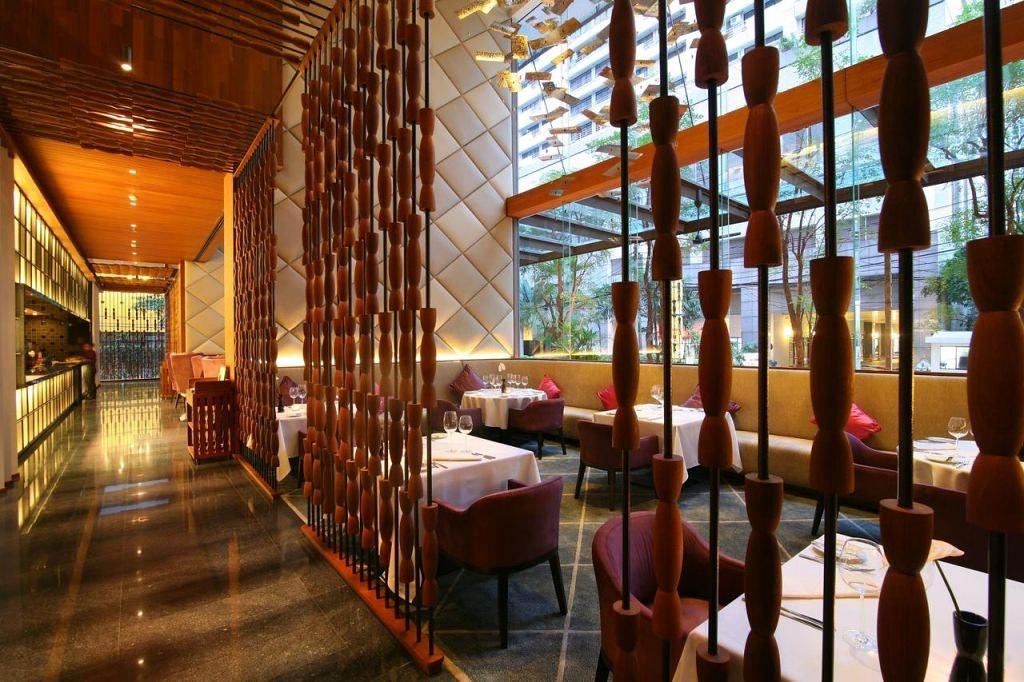 Hansar Bangkok Hotel 4