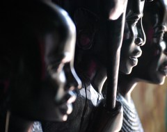 Kenya Statues