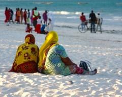 Zanzibar - Obama Beach