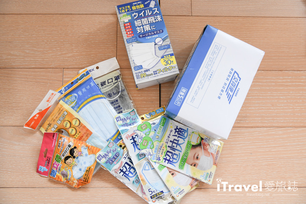 防疫用品攜帶出國 (5)