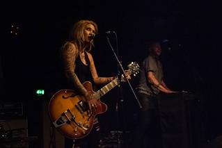 Creepshow - Garage Glasgow 7th Feb 2020