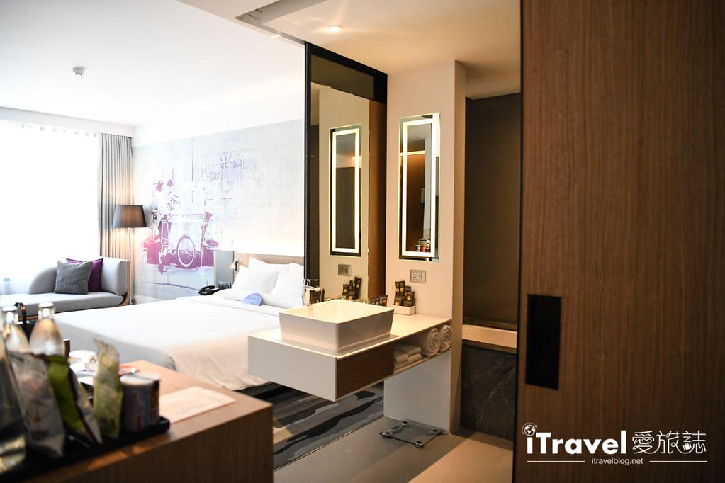 曼谷諾富特素坤逸4號酒店 Novotel Bangkok Sukhumvit 4 (17)