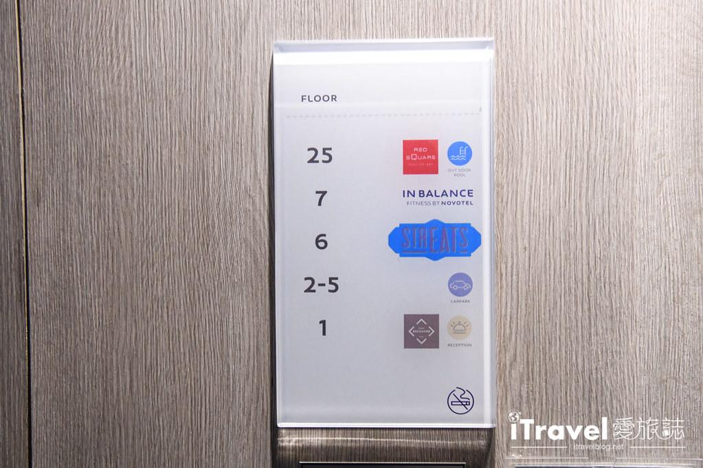 曼谷諾富特素坤逸4號酒店 Novotel Bangkok Sukhumvit 4 (8)