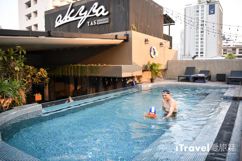 曼谷素坤逸阿奇拉飯店 Akyra Sukhumvit Bangkok (49)