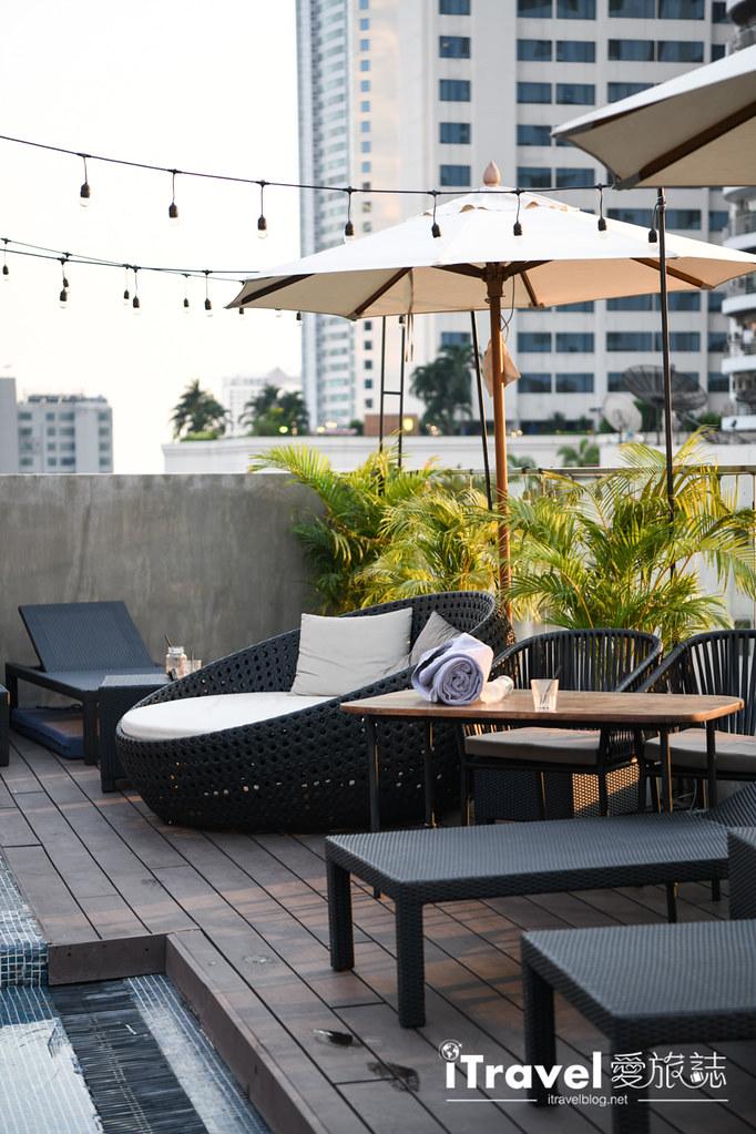 曼谷素坤逸阿奇拉飯店 Akyra Sukhumvit Bangkok (48)