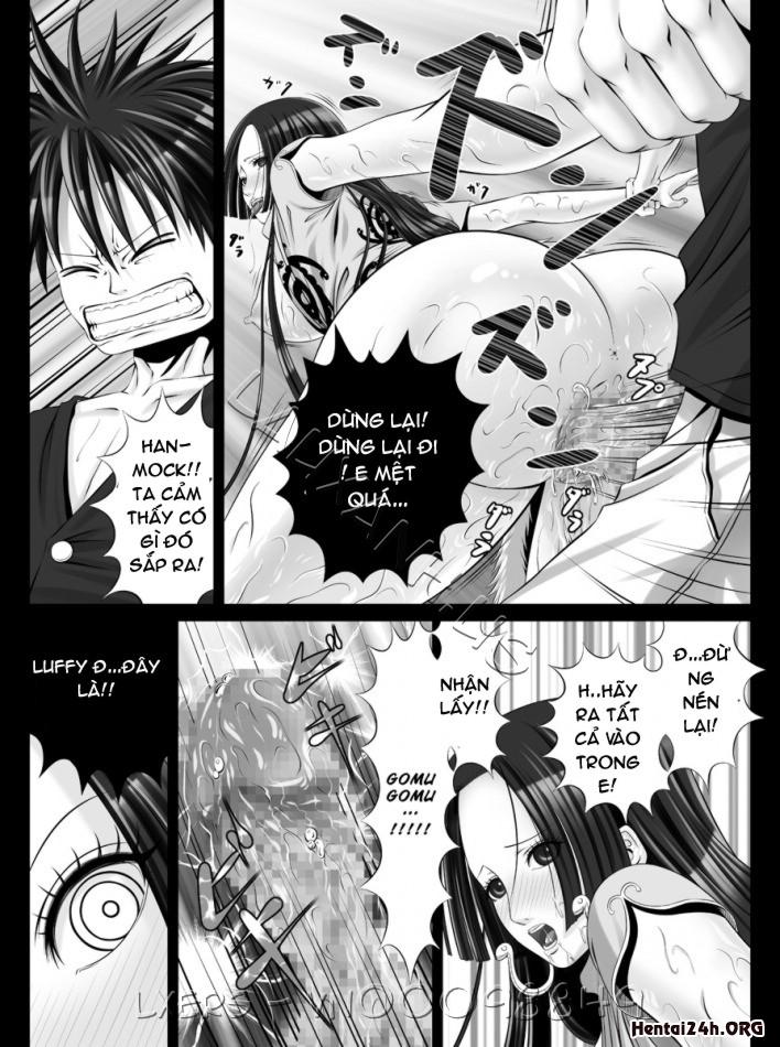 Hình ảnh 49619270581_7f96aab7db_o trong bài viết Anh Luffy chơi chị Boa Hancook One piece Hentai