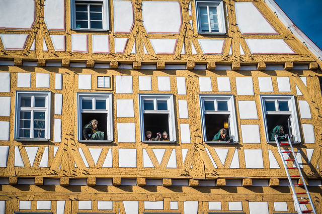 Witches In The Windows
