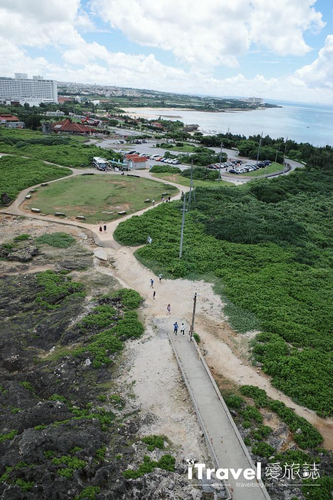 沖繩殘波岬燈塔、公園 (27)