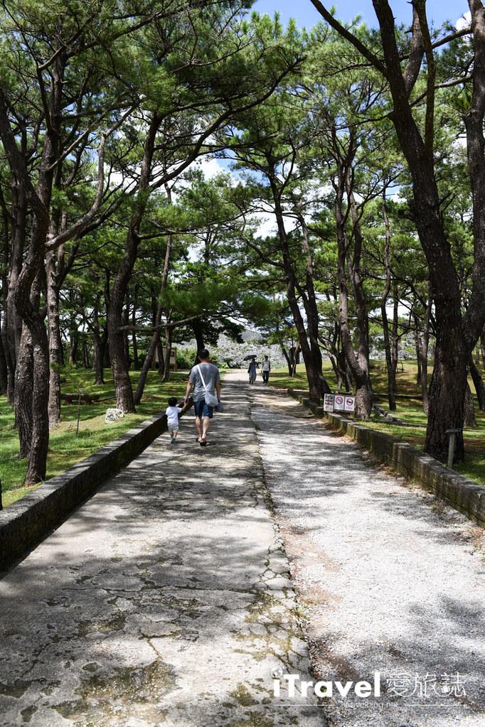 沖繩 座喜味城跡 (12)