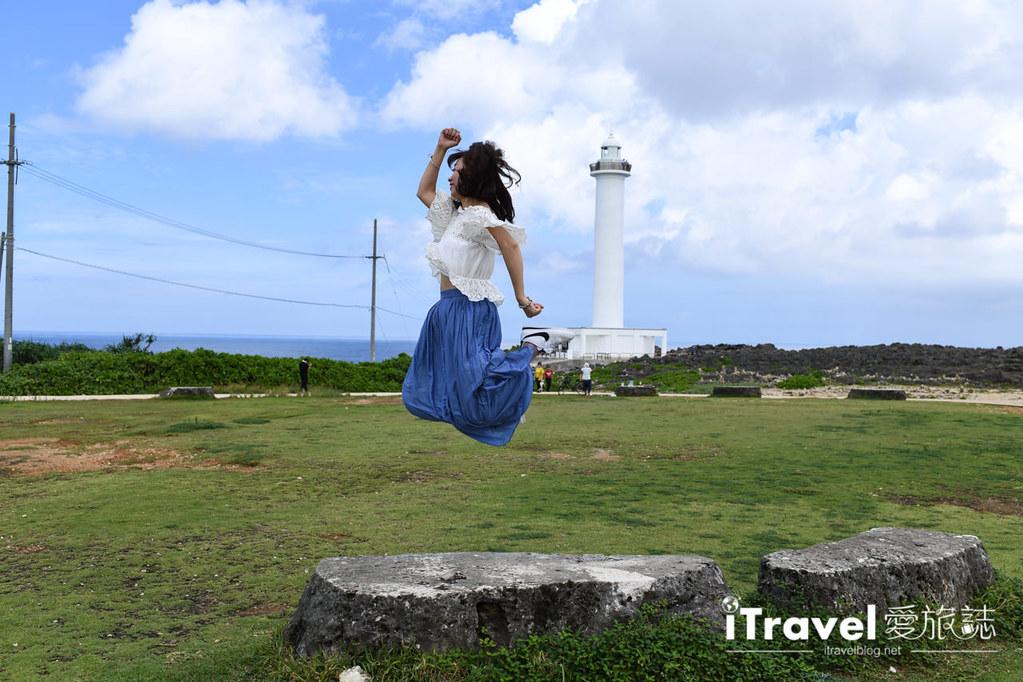 沖繩殘波岬燈塔、公園 (7)