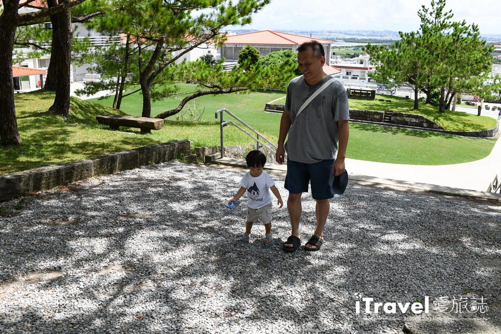 沖繩 座喜味城跡 (10)