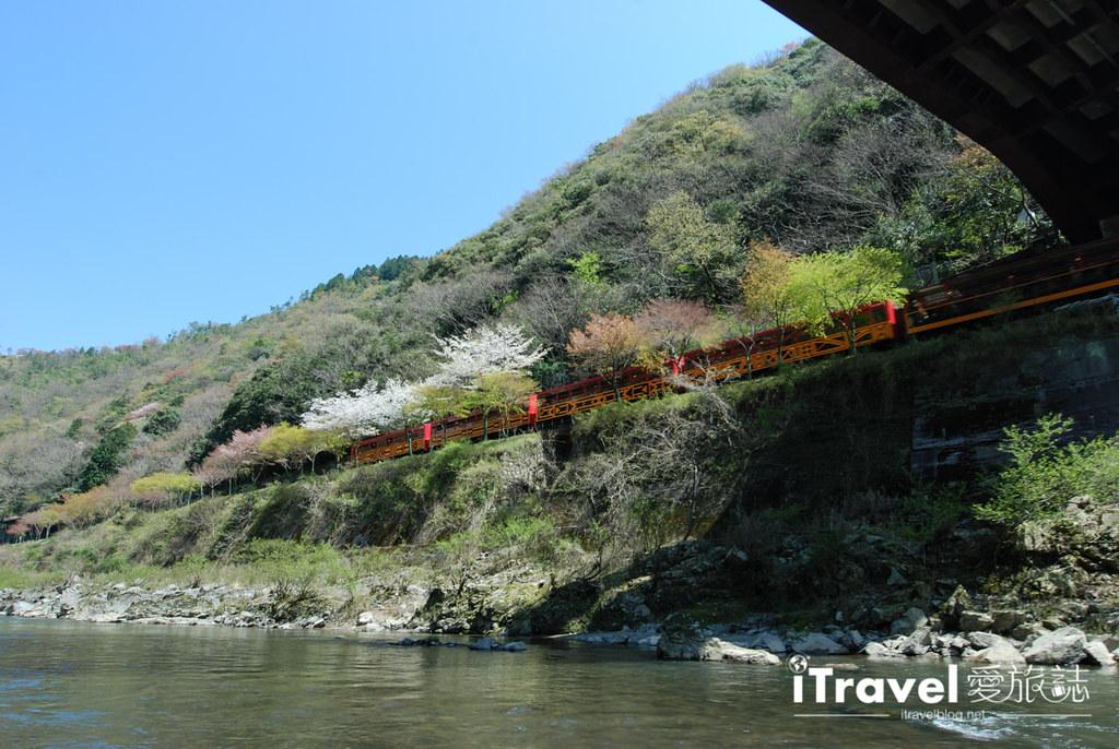京都保津川遊船 (10)