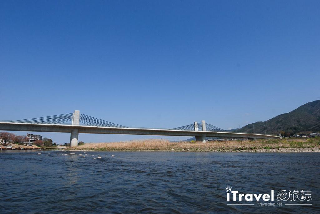 京都保津川遊船 (2)