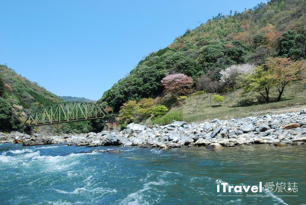 京都保津川遊船 (8)