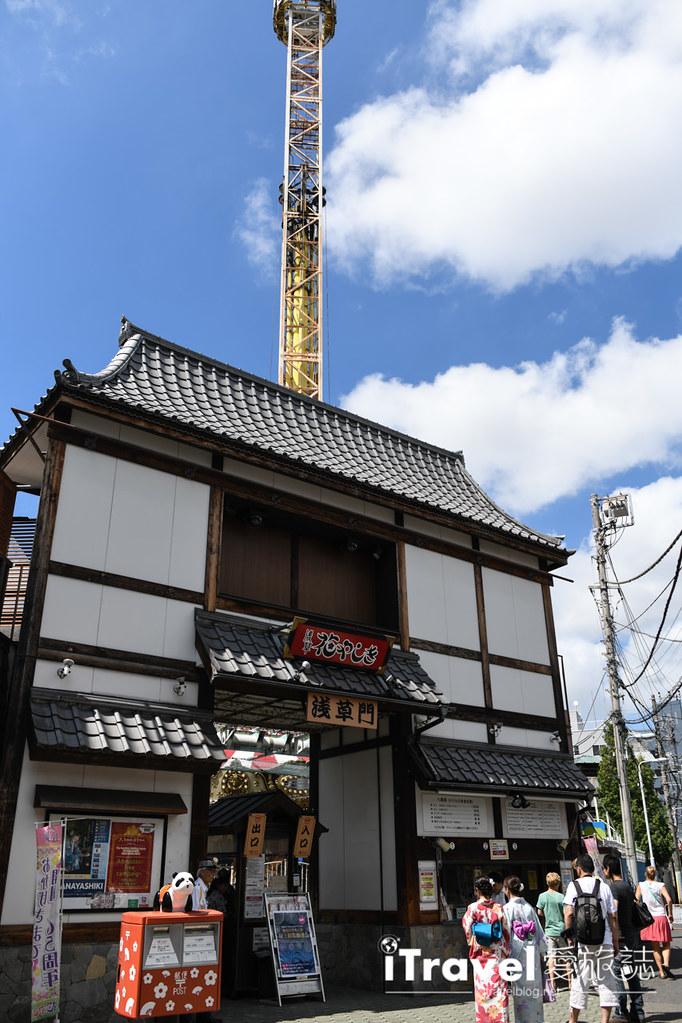淺草花屋敷 浅草花やしき (4)