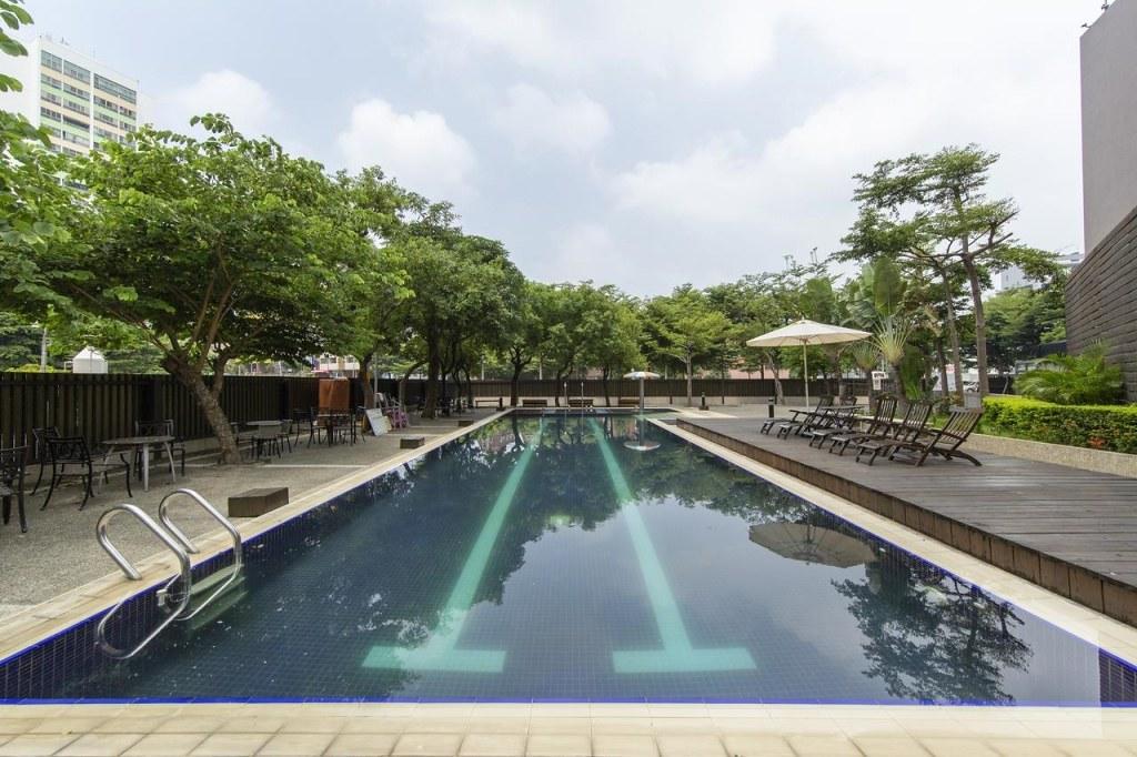Howard Prince Hotel Taichung 5