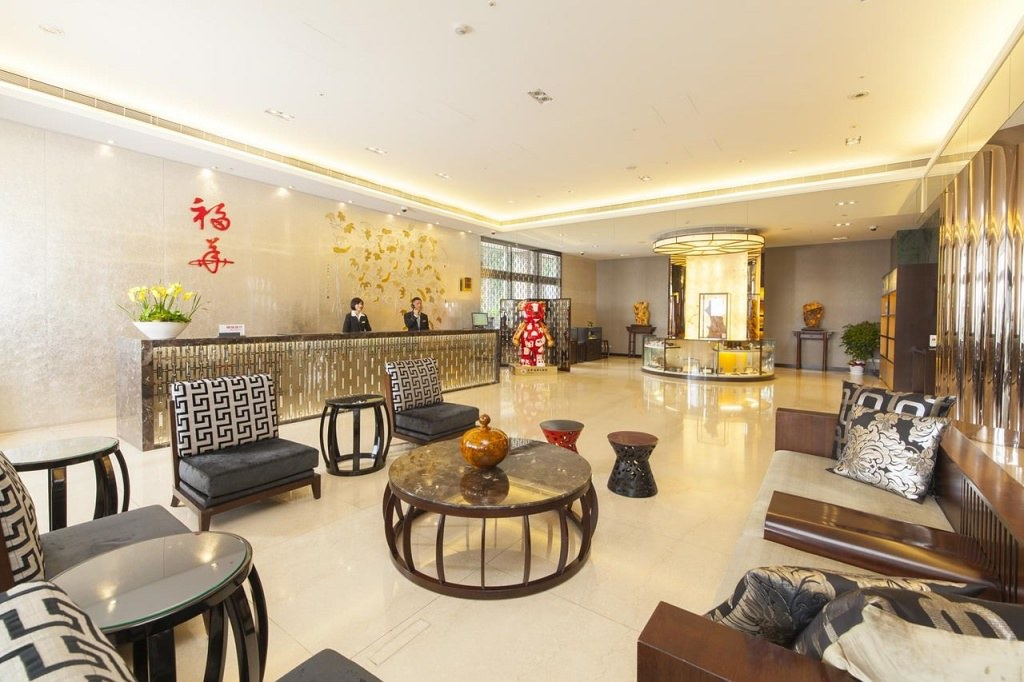 Howard Prince Hotel Taichung 2