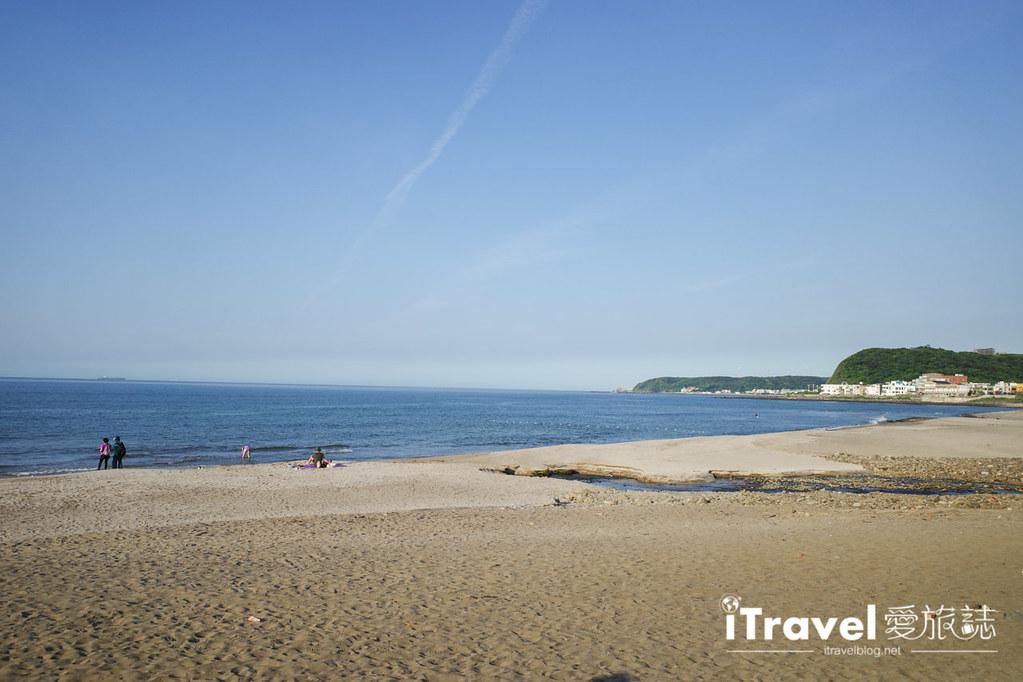 老梅沙灘 (1)