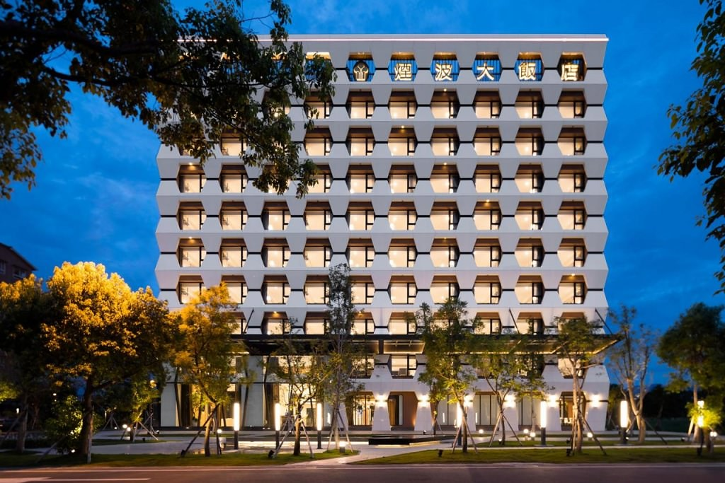 Lakeshore Hotel Yilan 1