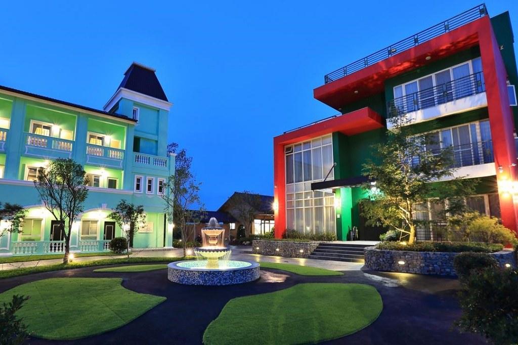 Green Resort 1