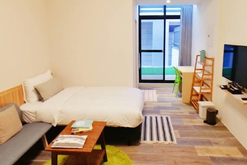 See U Tainan Holiday Apartment 2