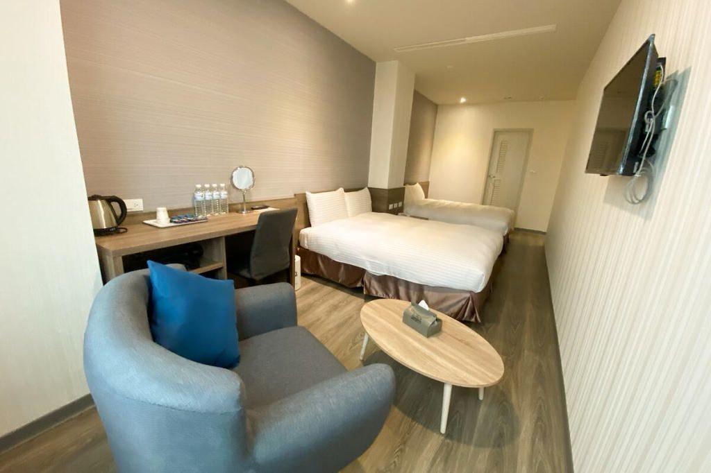 Hotel Brown Zhong Zheng branch 3