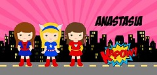 superhero girl marvel