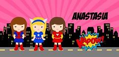 superhero girl marvel