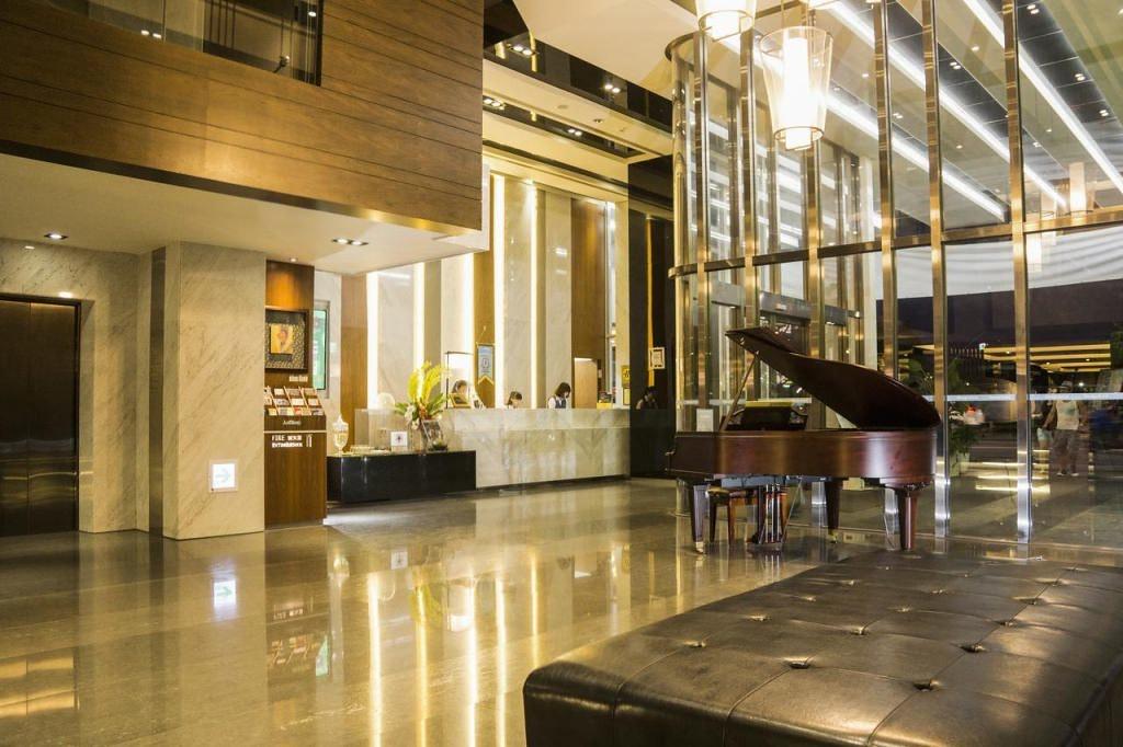 Just Sleep Kaohsiung Zhongzheng Hotel 2