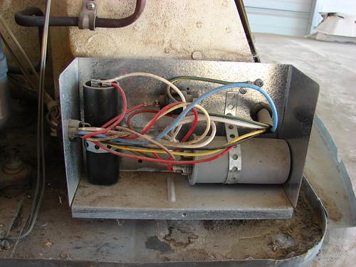 RV AC Capacitor