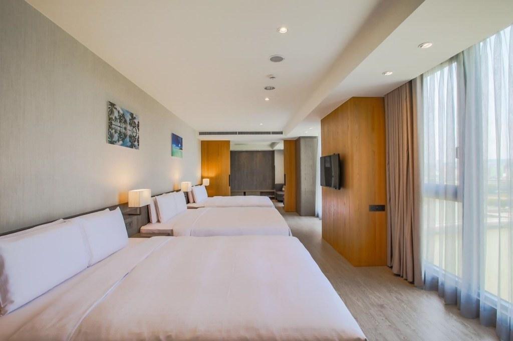 Jin Shi Hu Hotel 3