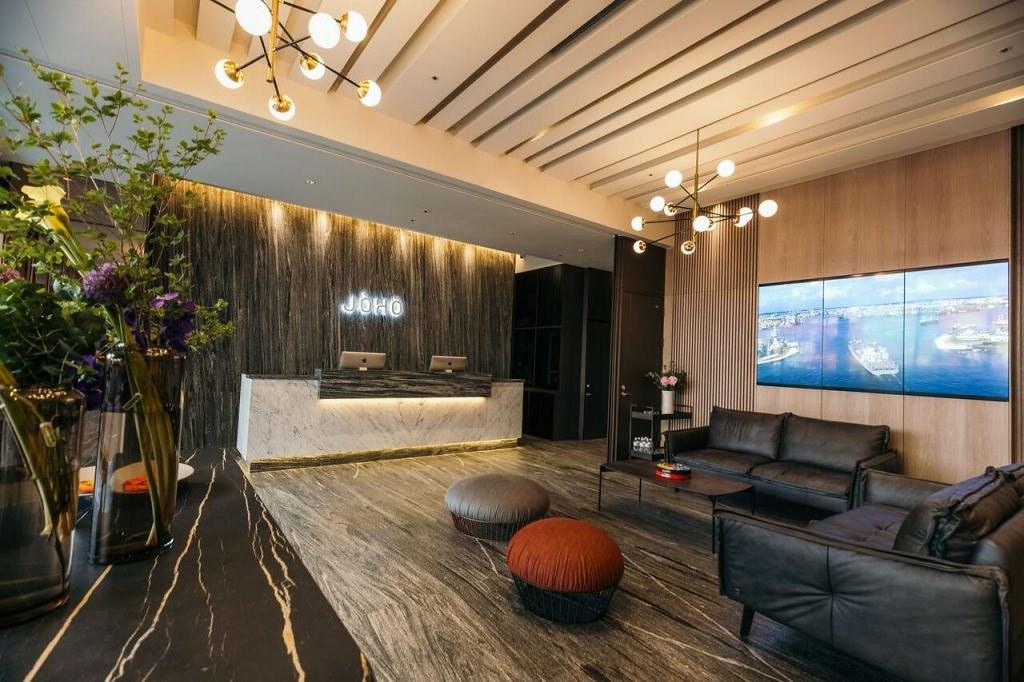 JÒHŌ HOTEL Kaohsiung 2
