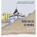 25.9.21 Vigilia ante CIE de Aluche