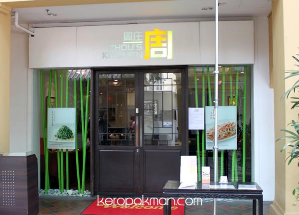 Zhou's Kitchen - Far East Square
