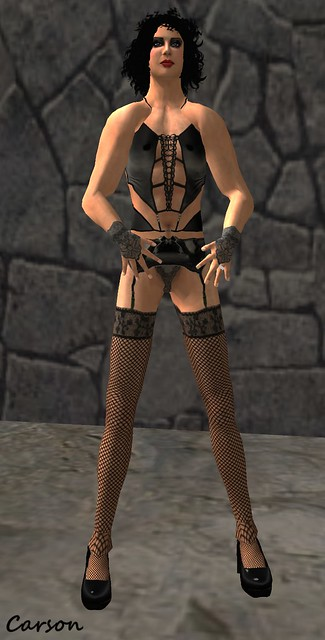 Virtual Whimsy - Frankenfurter Avatar