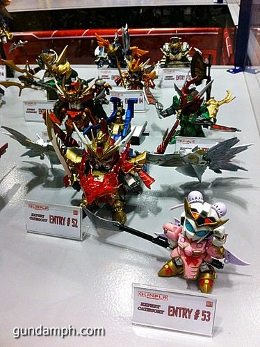 Additional Entries for Toy Kingdom SM Megamall Gundam Modelling Contest Exhibit Bankee July 2011 (32)