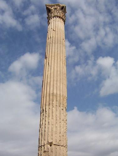 Lone Pillar by PersephoneM