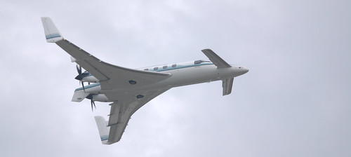 Beechcraft Starship at Oshkosh 2011