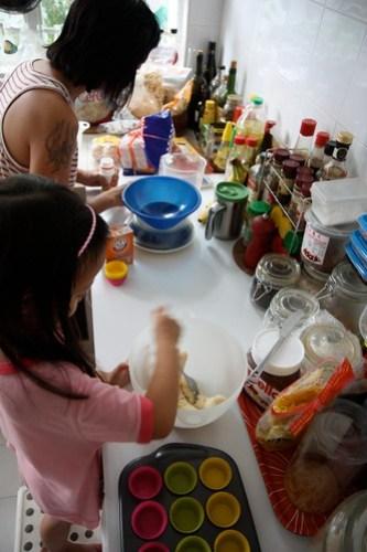 muffin-baking