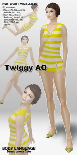 Twiggy AO set @ The Deck