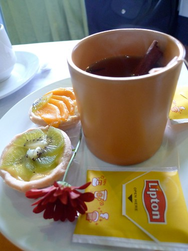 My fruit tea