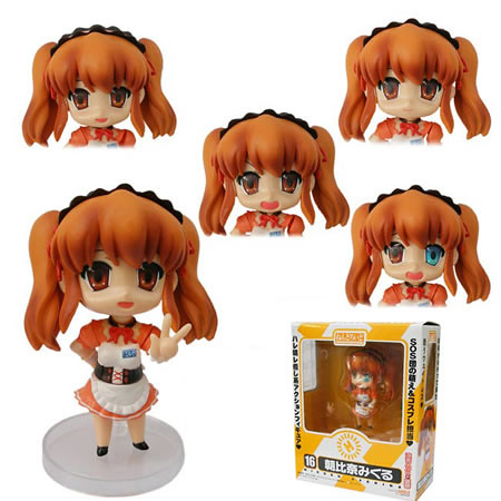 Bootleg Nendoroid Asahina Mikuru: Maid Clothes version