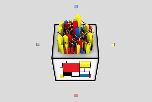 Pavel Novak - Mondrian